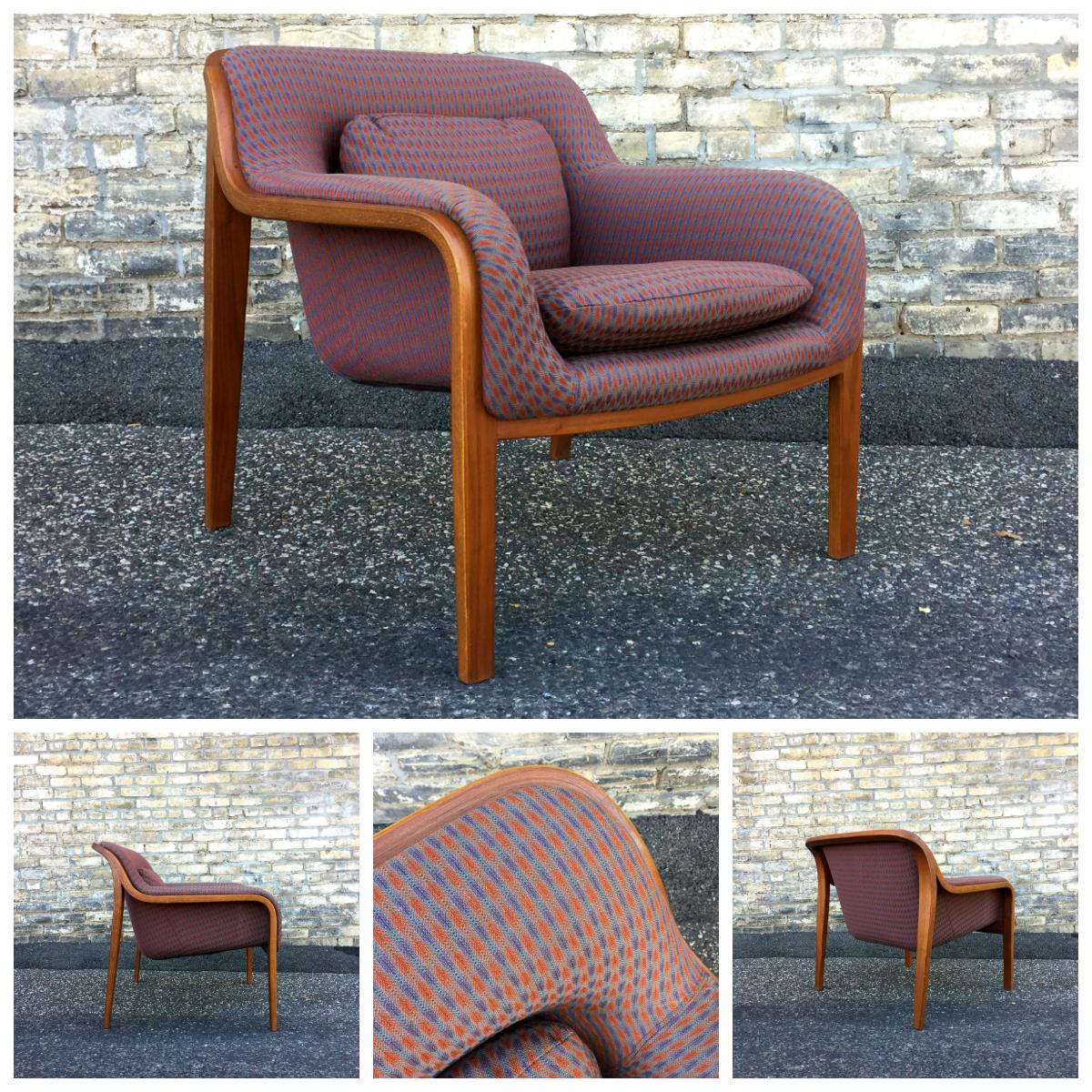 Bill Stephens Model 1315 chair - Knoll