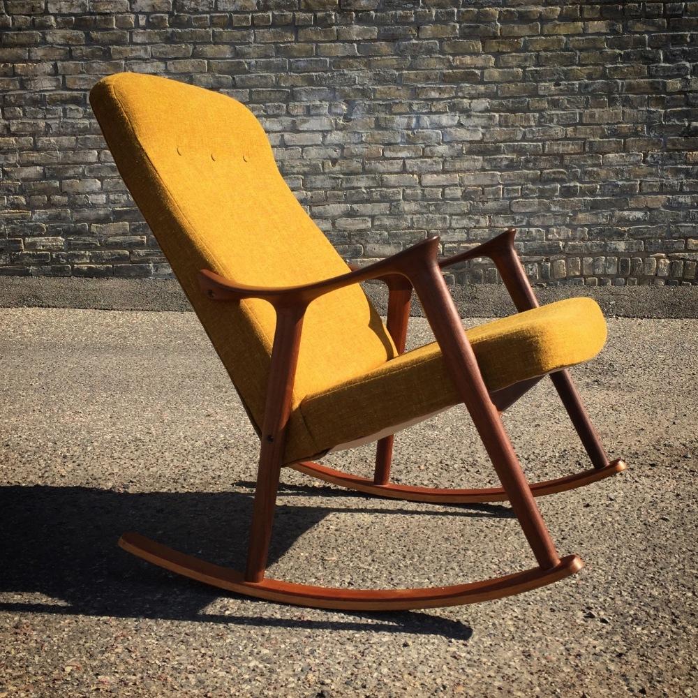 Ingmar Relling rocking chair - Westnofa (Norway