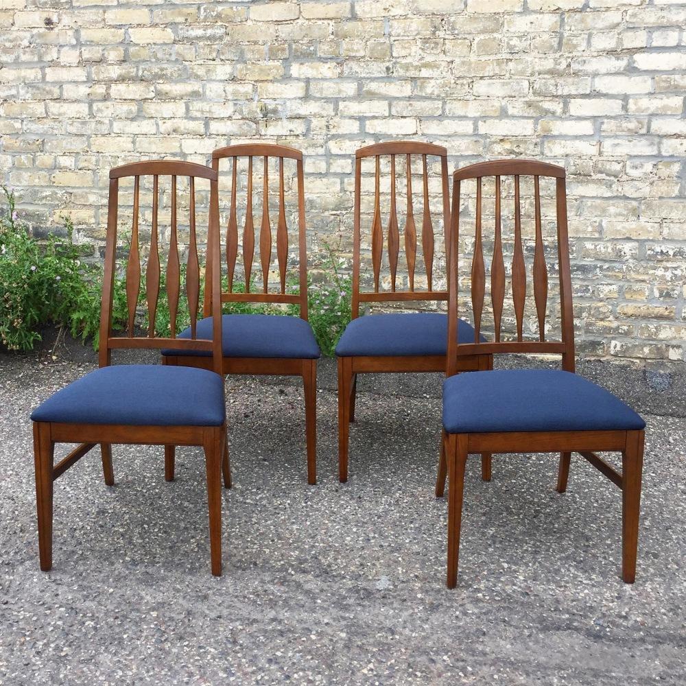 Mid-century dining chairs - Keller Furniture