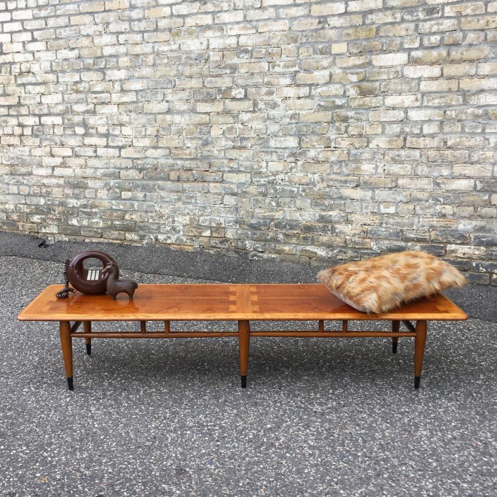Lane Acclaim coffee table - extra-long