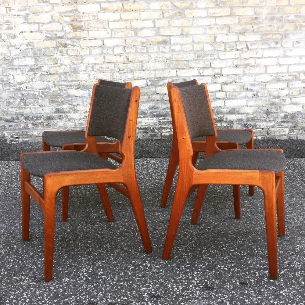 KLM_chairs-dining_Erik-Buch_teak_1