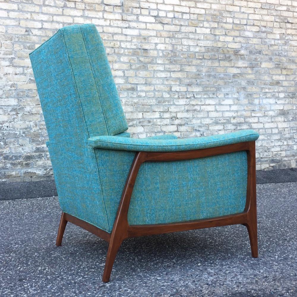 KLU_chair_Dux_turquoise-tweed_1