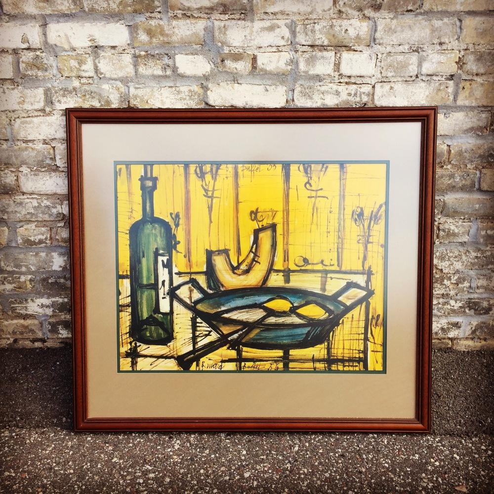 NNK_artwork_Buffet-Bernard_The-Breakfast_1955_YELLOW