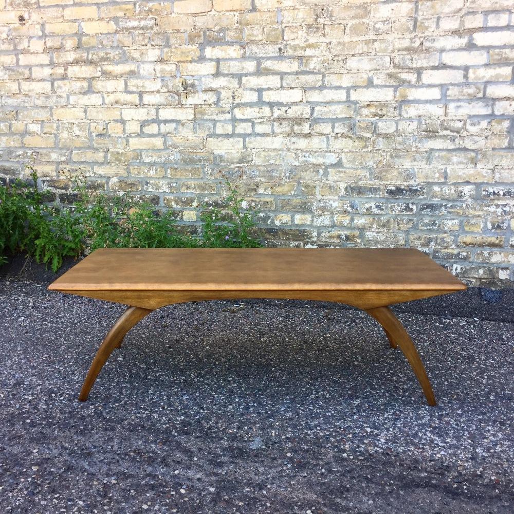 Heywood Wakefield coffee table - mid-century modern