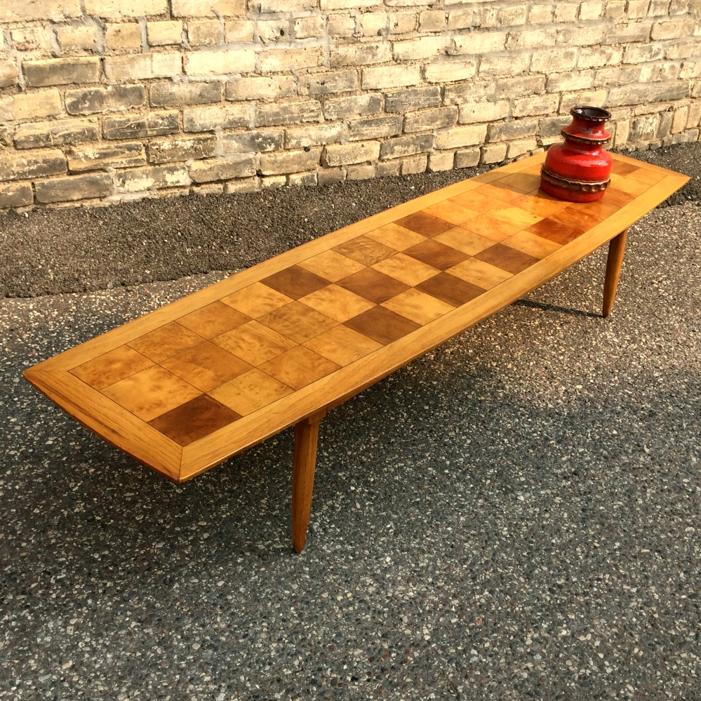 Tomlinson Furniture - Sophisticate - surfboard coffee table