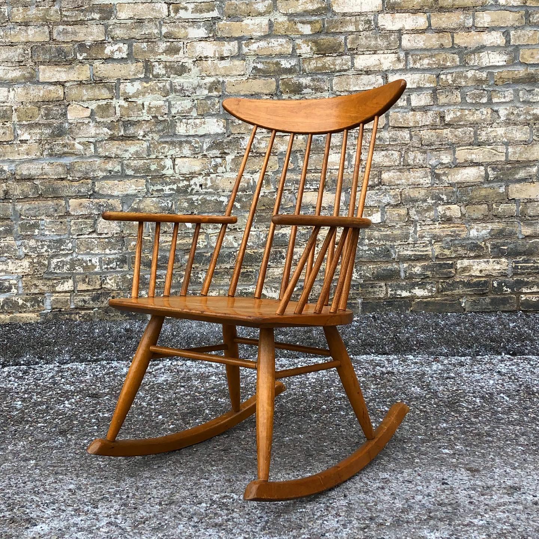 Conant Ball rocking chair