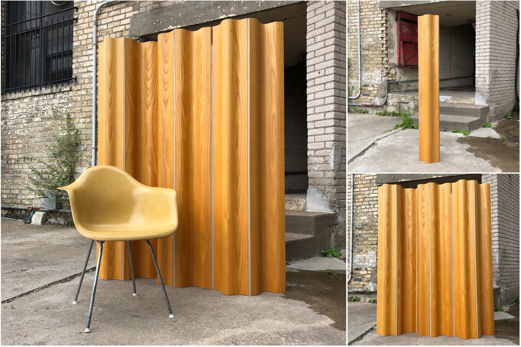Eames - Herman Miller Folding Wood Screen (FWS)