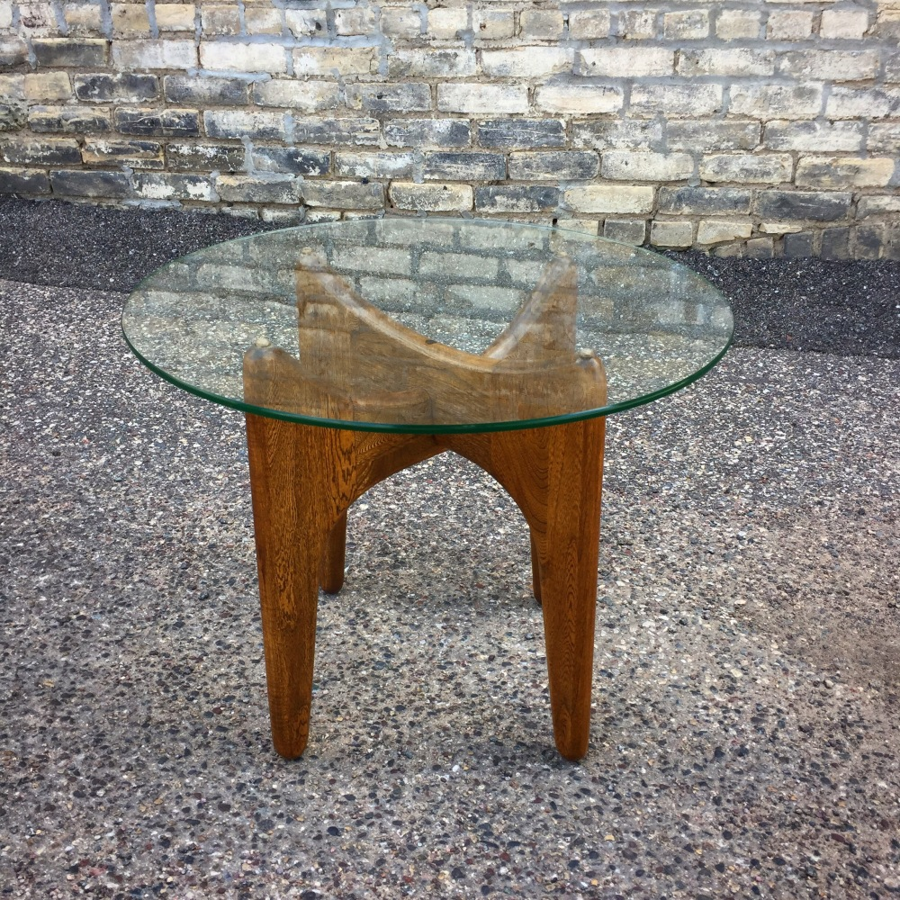 Adrian Pearsall - Craft Associates - end table - 2397-TE