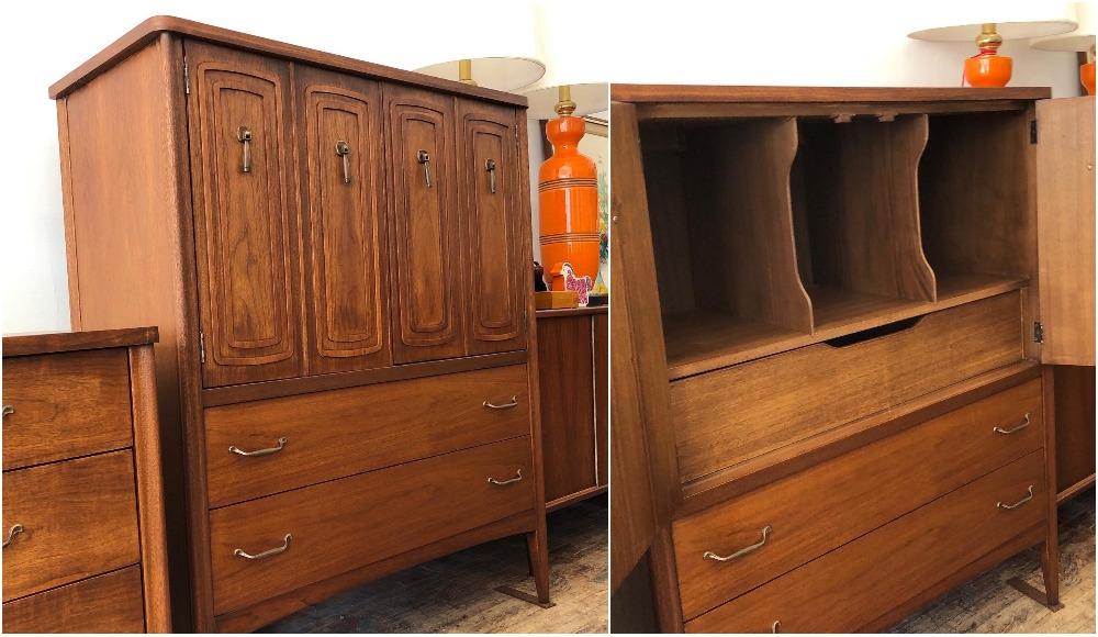 Broyhill Tribute double door chest