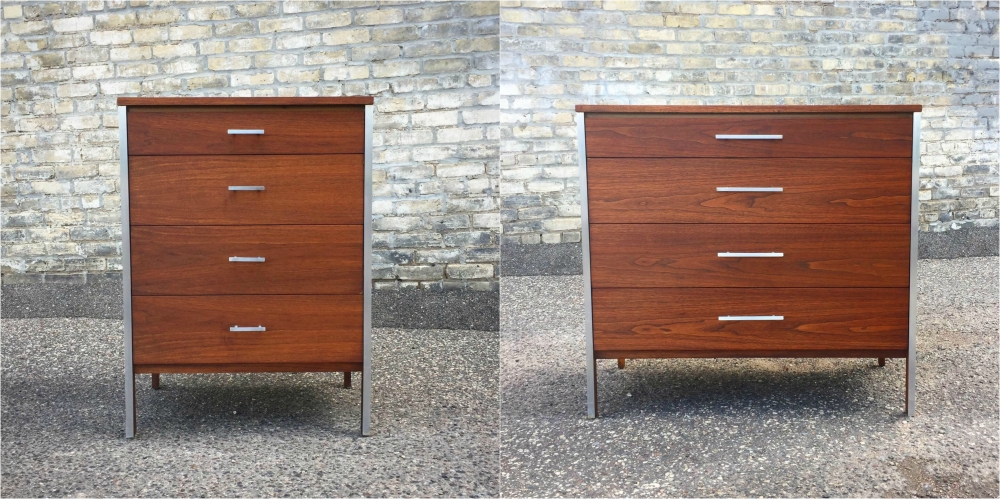 Paul McCobb Linear collection chests for Calvin Group
