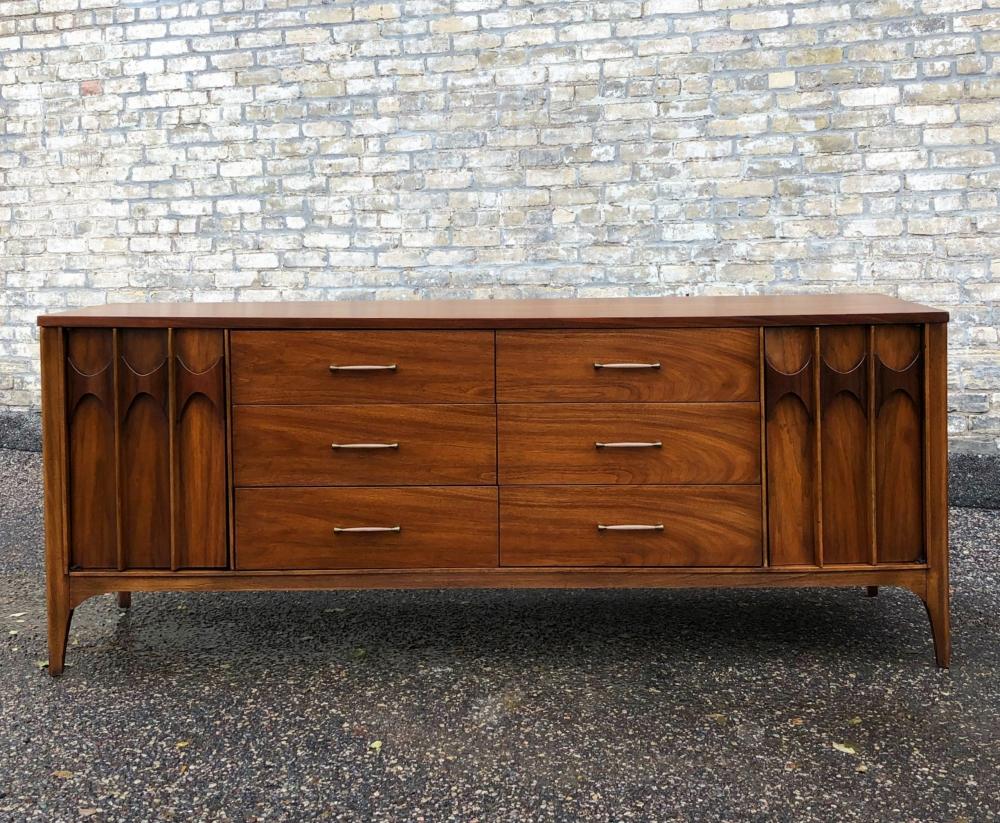 Kent Coffey Perspecta 12-drawer dresser