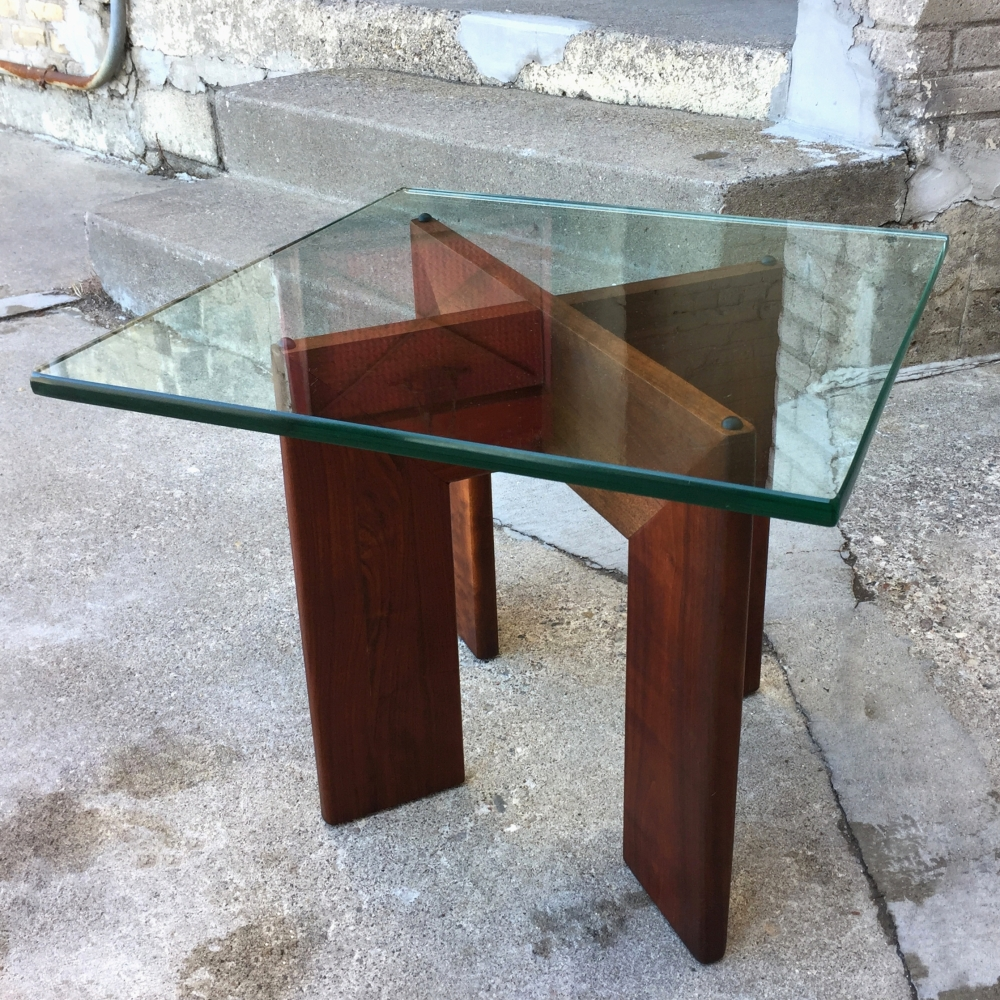 Adrian Pearsall X-base accent table