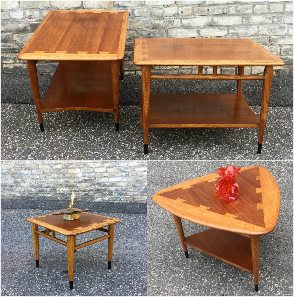 Lane Acclaim accent tables