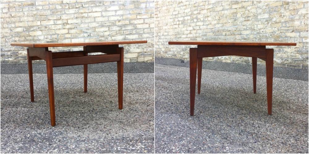 Jens Risom Design floating top tables
