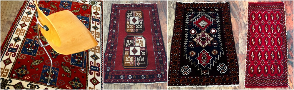 Persian area rugs - Baluch rug