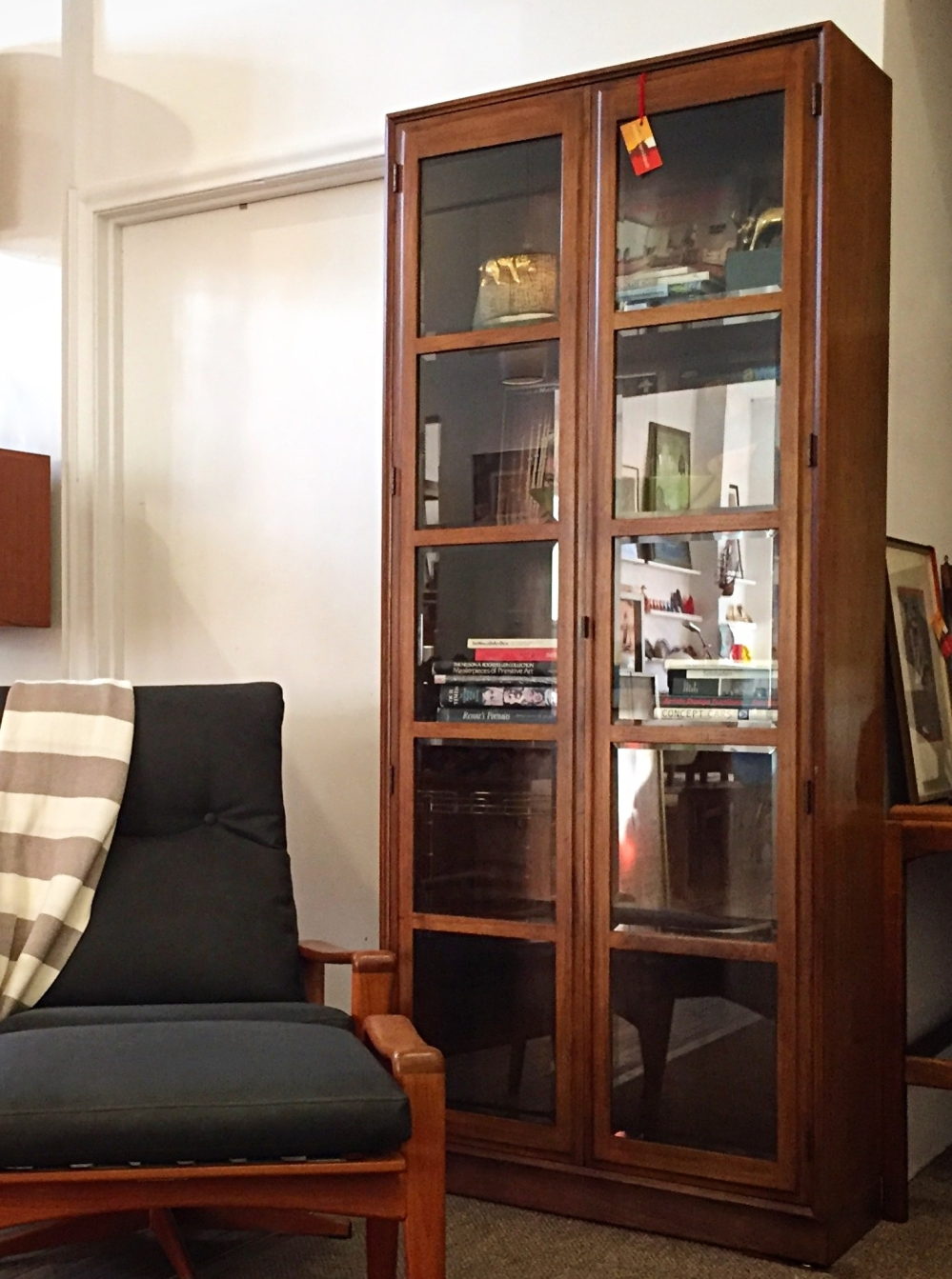 Mid-century bookcase - Founders Furniture