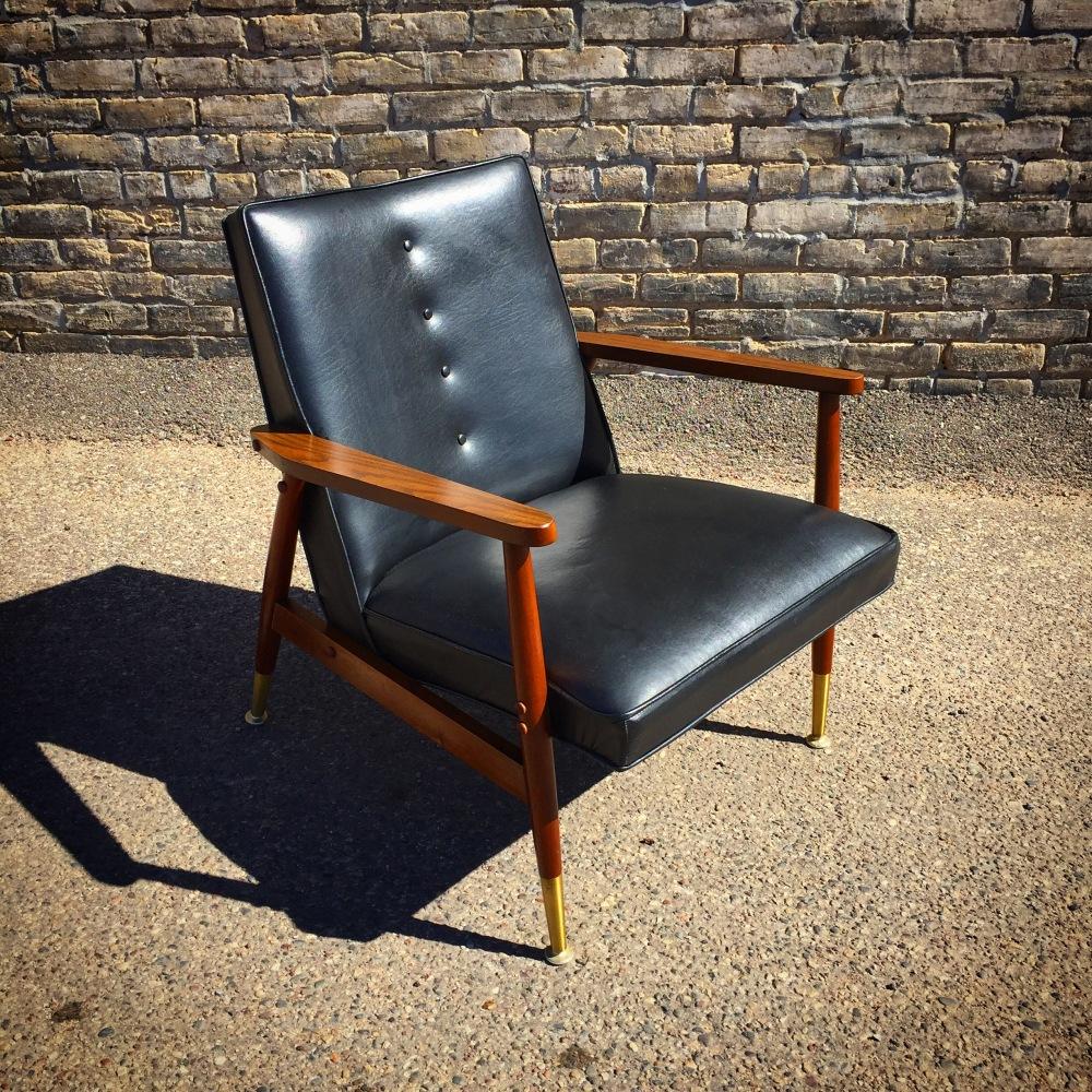 Murphy-Miller mid-century lounge chair