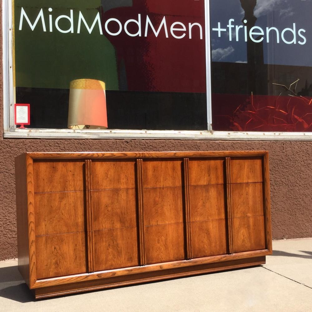 Henredon modern dresser